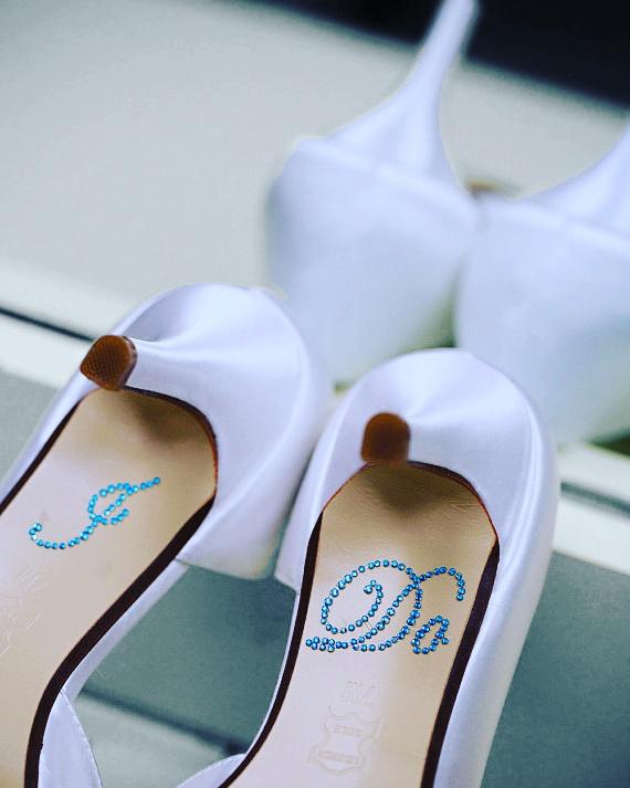 95de07d0 ... sticker para zapatos de novia, Sticker para zapatos de novios ...